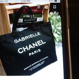 CHANEL Gabrielle Bohemian Style Tote Bag VIP